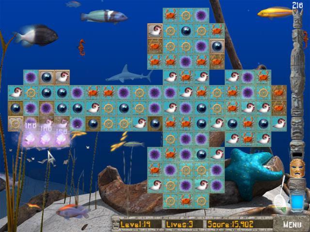 Big Kahuna Reef 2 - Chain Reaction screenshot 2