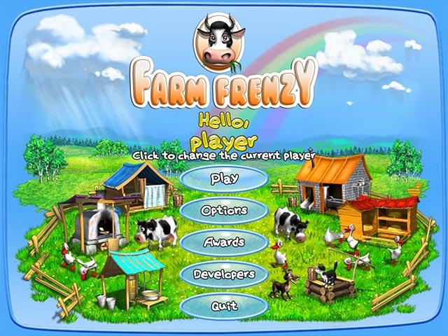 Farm Frenzy   GameHouse