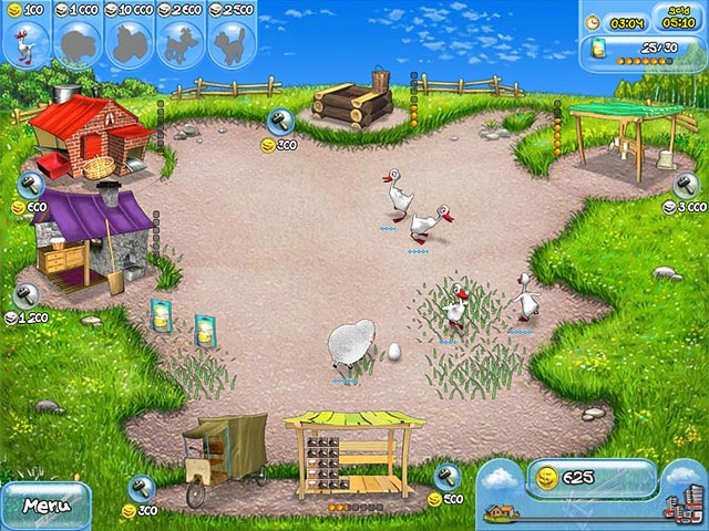 Farm Frenzy | GameHouse