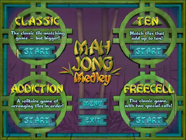 Mahjong Pc Games Windows 7