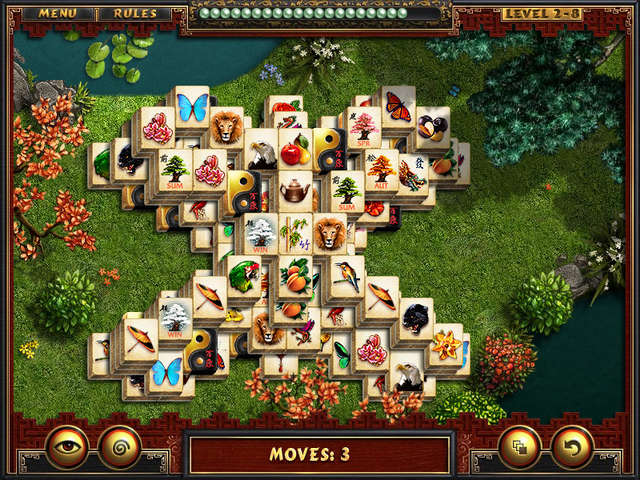 liong the lost amulets game