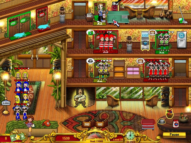Hotel Manager Spiele