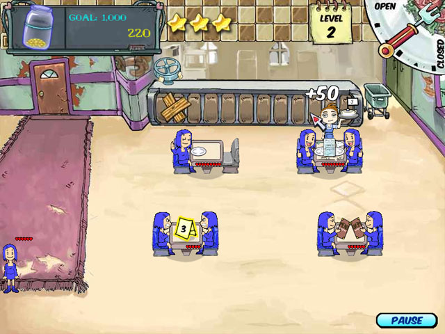 diner dash online free full version