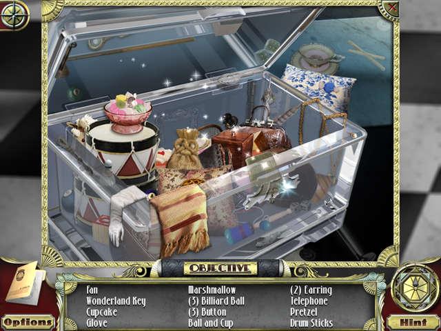 Alice In Wonderland Games: Fiction Fixers - Adventures In Wonderland