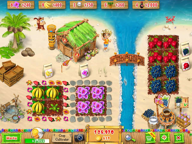 Ranch rush 2 game free online games 2 players