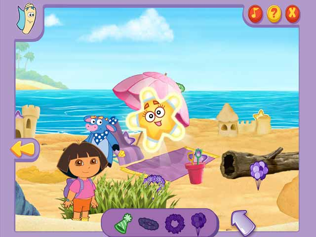 Dora Dora Lost And Found - PC Games - Top PC Games to download