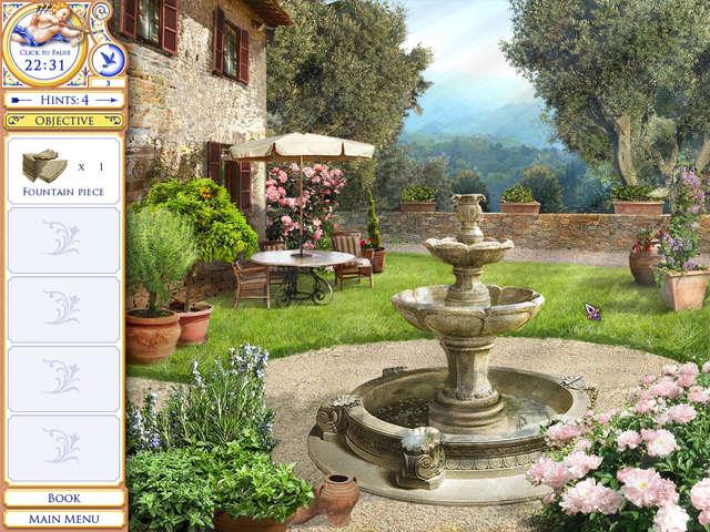 Play the full version of Dream Day Wedding Bella Italia