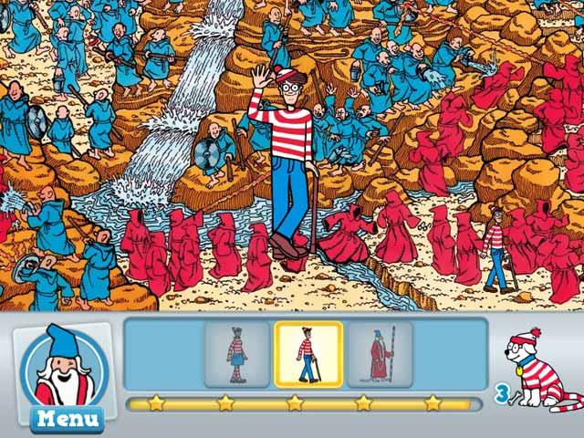 Where's Waldo? The Fantastic Journey | GameHouse
