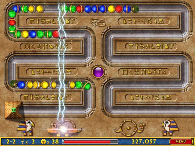 Luxor Gratis Spielen