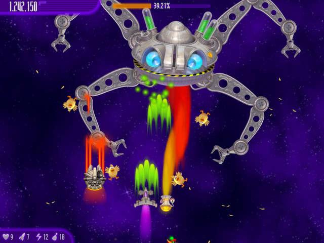 chicken invaders 4 online game free