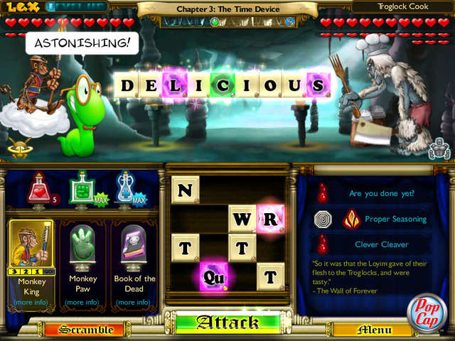 bookworm adventures play free online game