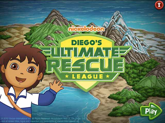 Diego S Ultimate Rescue League Gamehouse