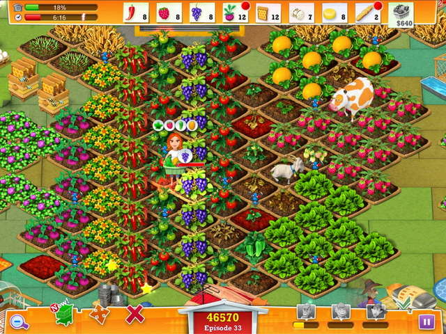Play My Farm Life 2 For Free At iWin