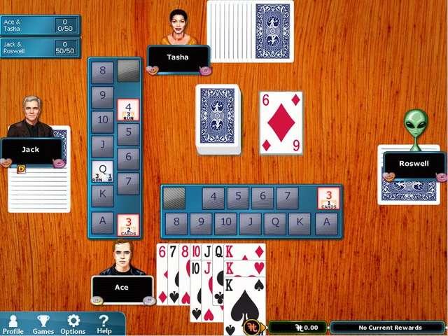 hearts card game io