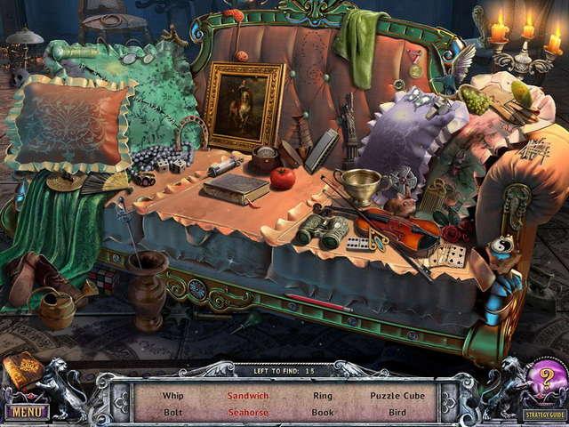 House of 1000 Doors: Evil Inside - Big Fish Games