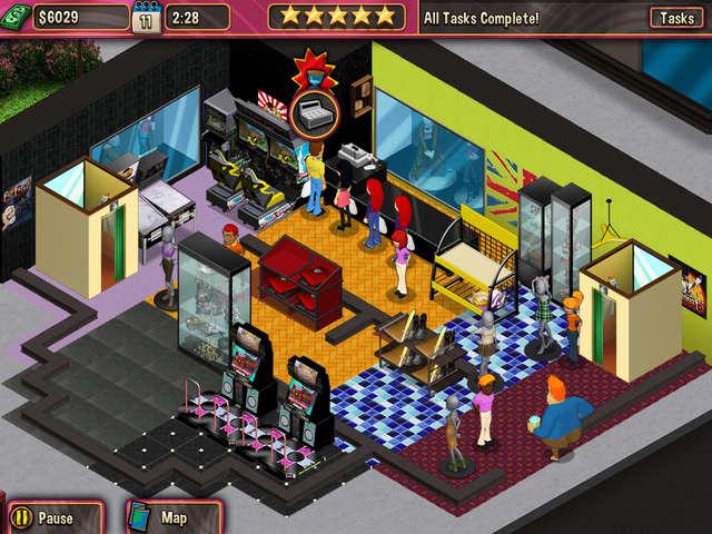 Boutique Spiele