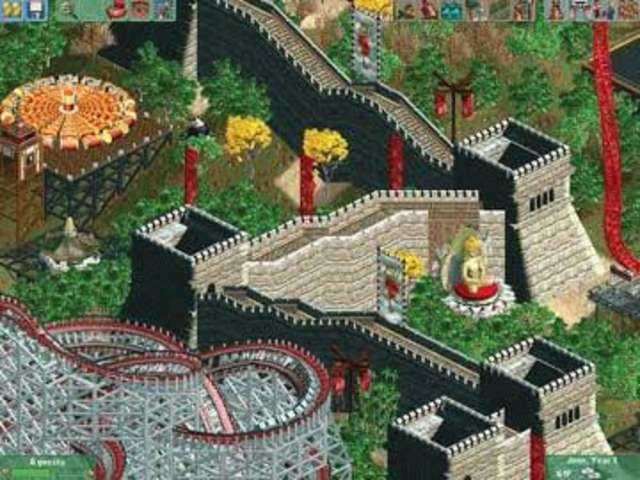 RollerCoaster Tycoon | GameHouse