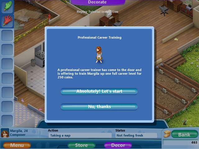 Virtual Families 2 - Our Dream House   GameHouse