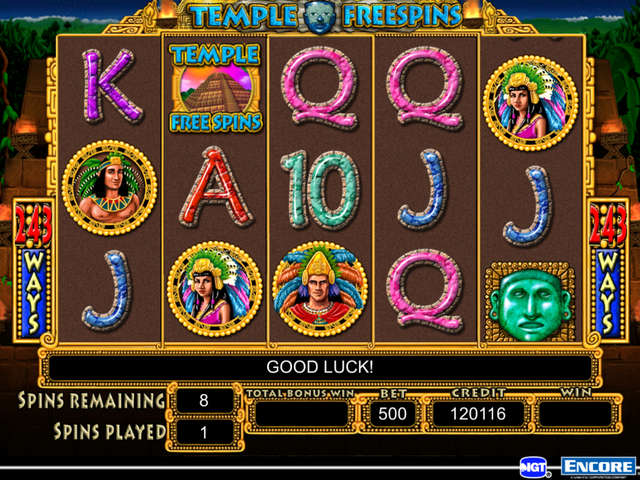 Aztec Temple Slot Download