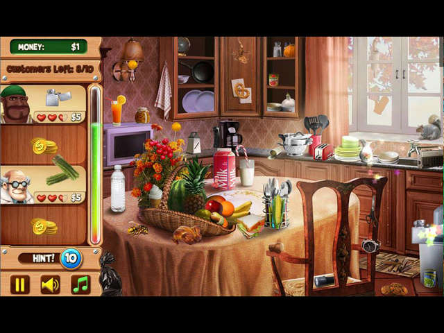 Hidden Object Home Makeover 3 GameHouse