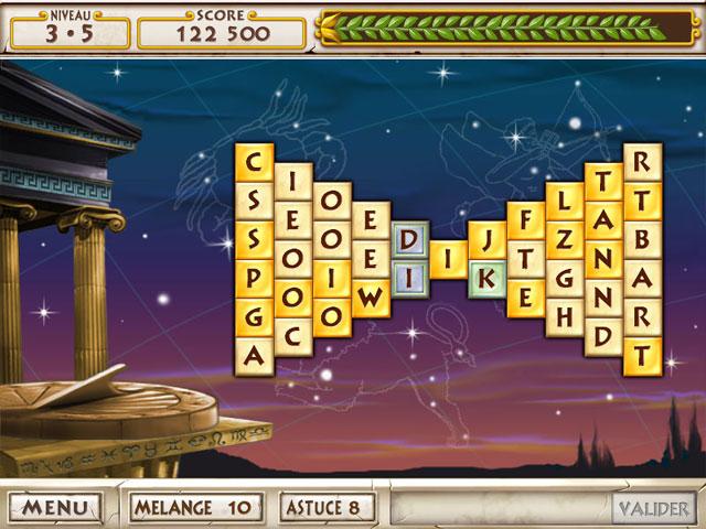 jeux acropolis