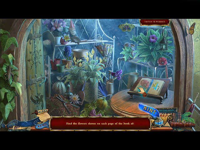 Forgotten Books - The Enchanted Crown Platinum Edition | GameHouse