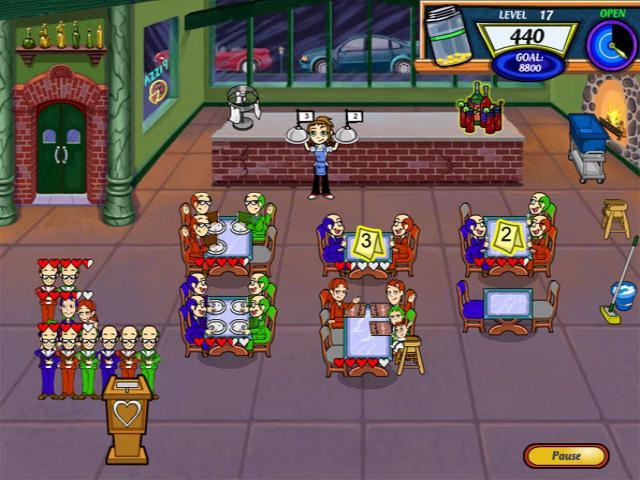 Diner Dash 2 Play Online
