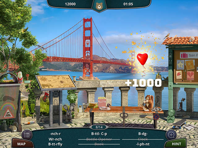 Hidden Object Games Gamehouse