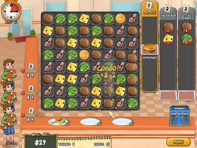 Burger Restaurant - Free online games at