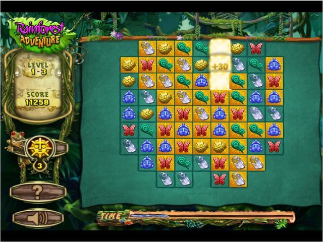 Rainforest Adventure Online Free Game GameHouse