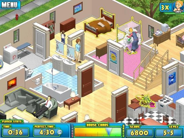 Nanny Mania Online Spielen
