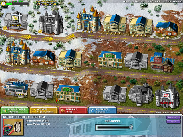 build a building games online free