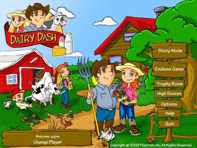 Dairy Dash
