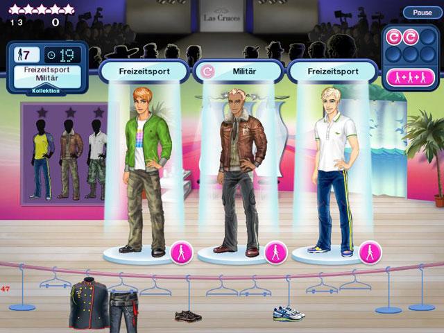 Modespiele