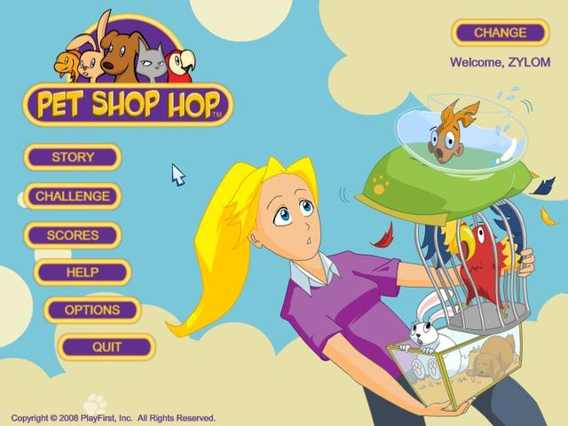 Pet shop hop free online