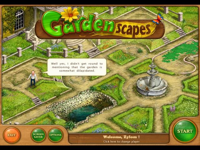 gardenscapes zylom