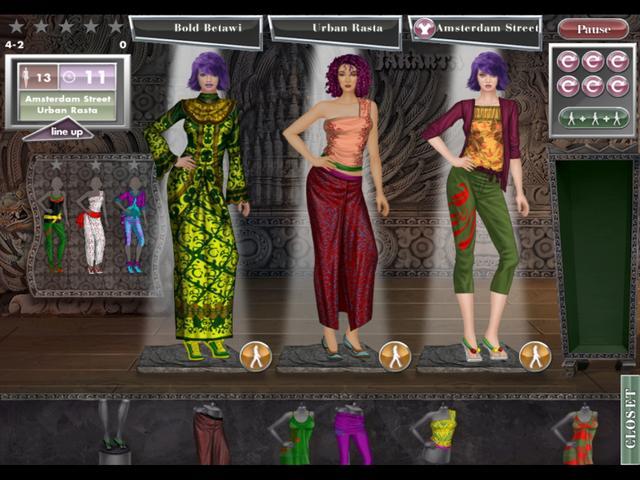 Play Free Around The World Fashion Show 2