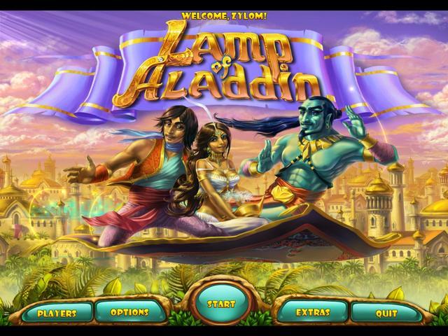 Play Aladdin Online