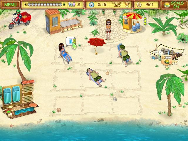 beach party craze game free online