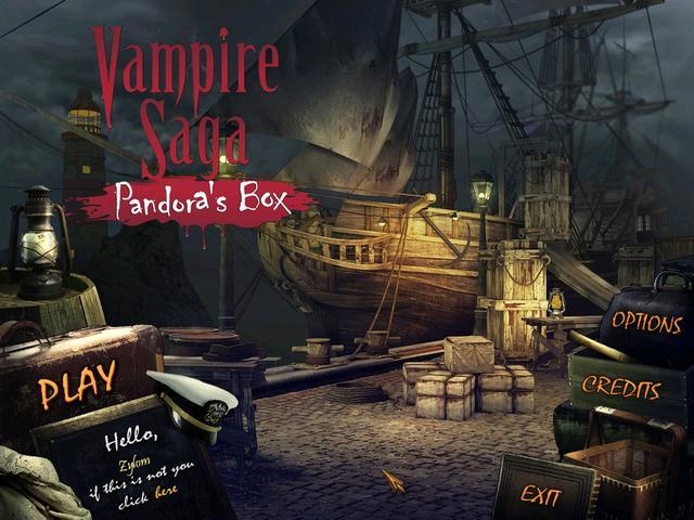 vampire of pc game