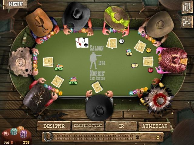 Jogos de poker on-line - Jogos de poker on-line grátis no