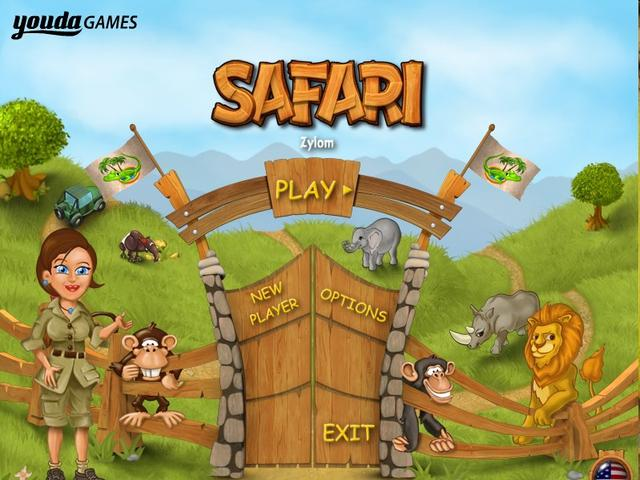 Safari Games