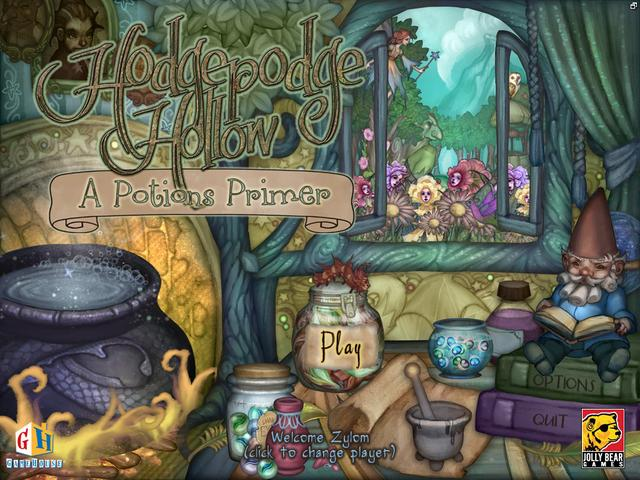 hodgepodge hollow a potions primer