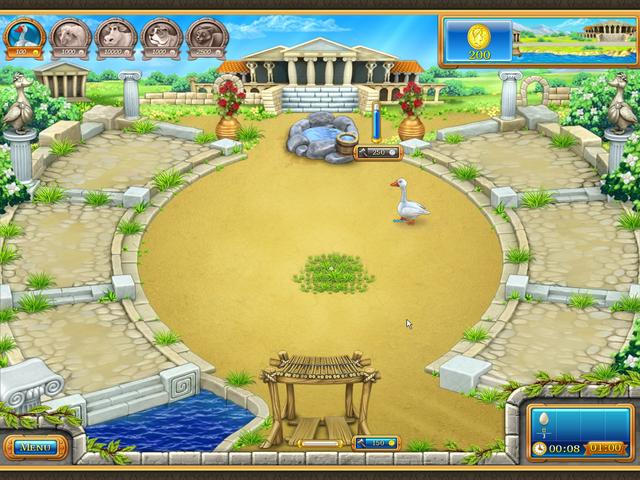 Farm Frenzy - Ancient Rome | GameHouse