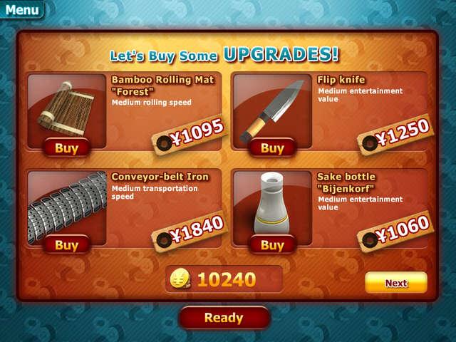 Online Sushi Games