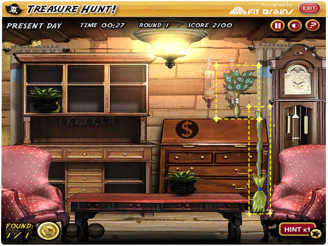 treasure hunt online free game