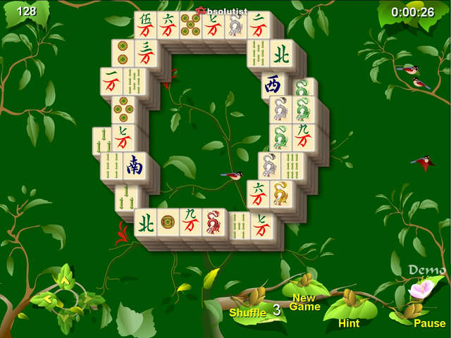 how to play mahjong with 2