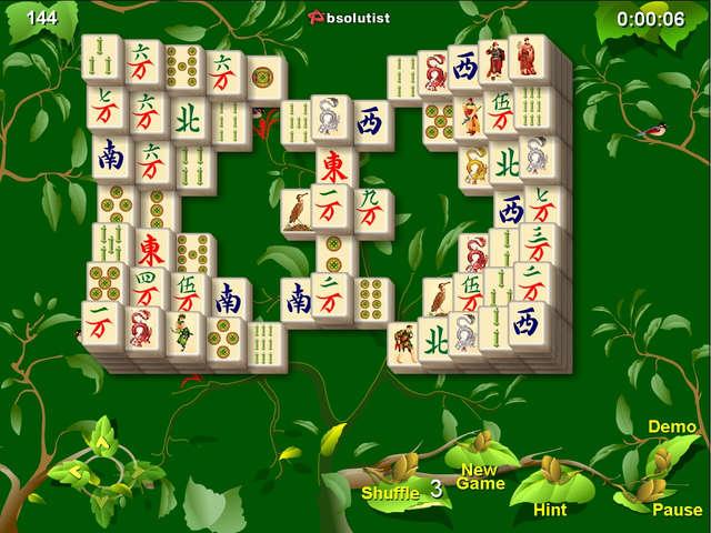 Mahjongg Gardens Online Free Game GameHouse