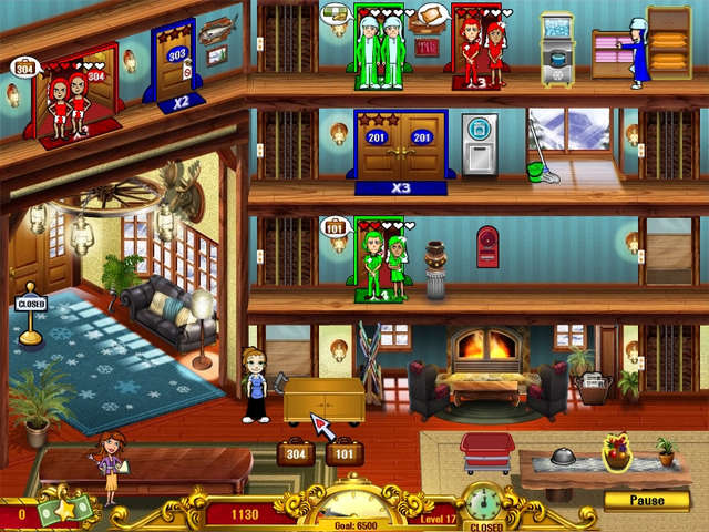 Hotel Dash - Suite Success Online Free Game