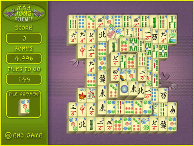 Play popular online mahjong games on GameHouse GameHouse